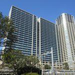 カテリーナ三田タワースイートは総戸数752戸の大型賃貸マンション